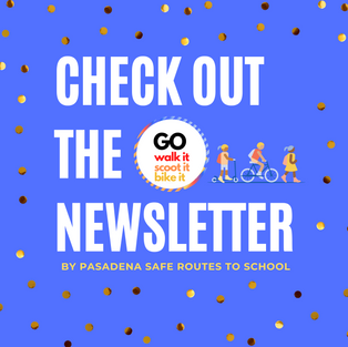 Safe Routes Newsletter!