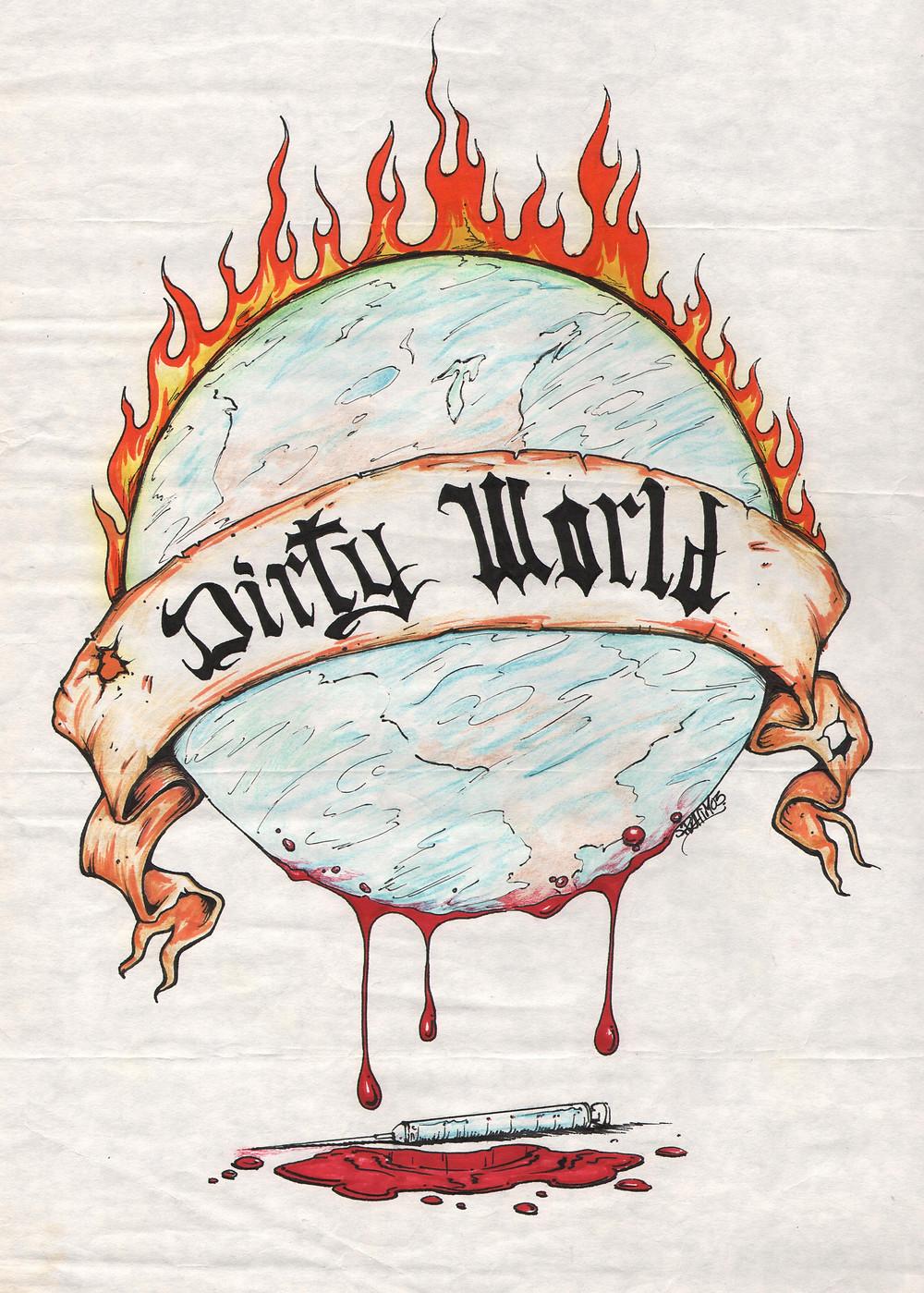 Dirty World by Shahied Abdur-Rahim