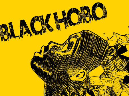 Black Hobo Character Preview