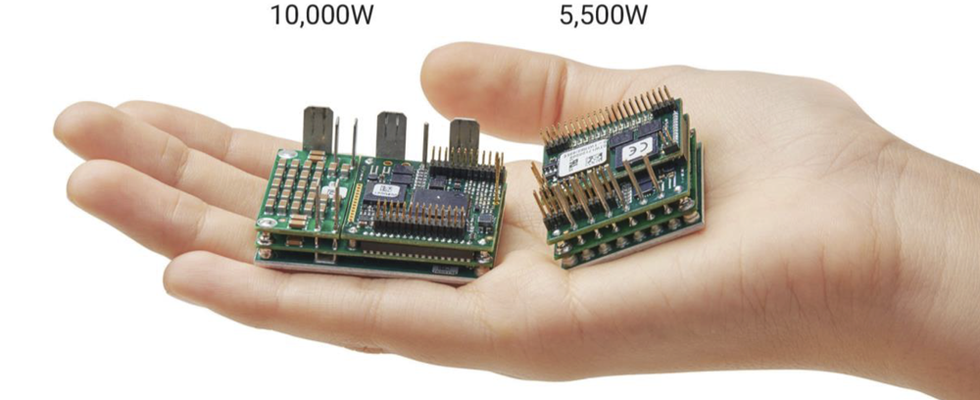 Motion control power electronic drives