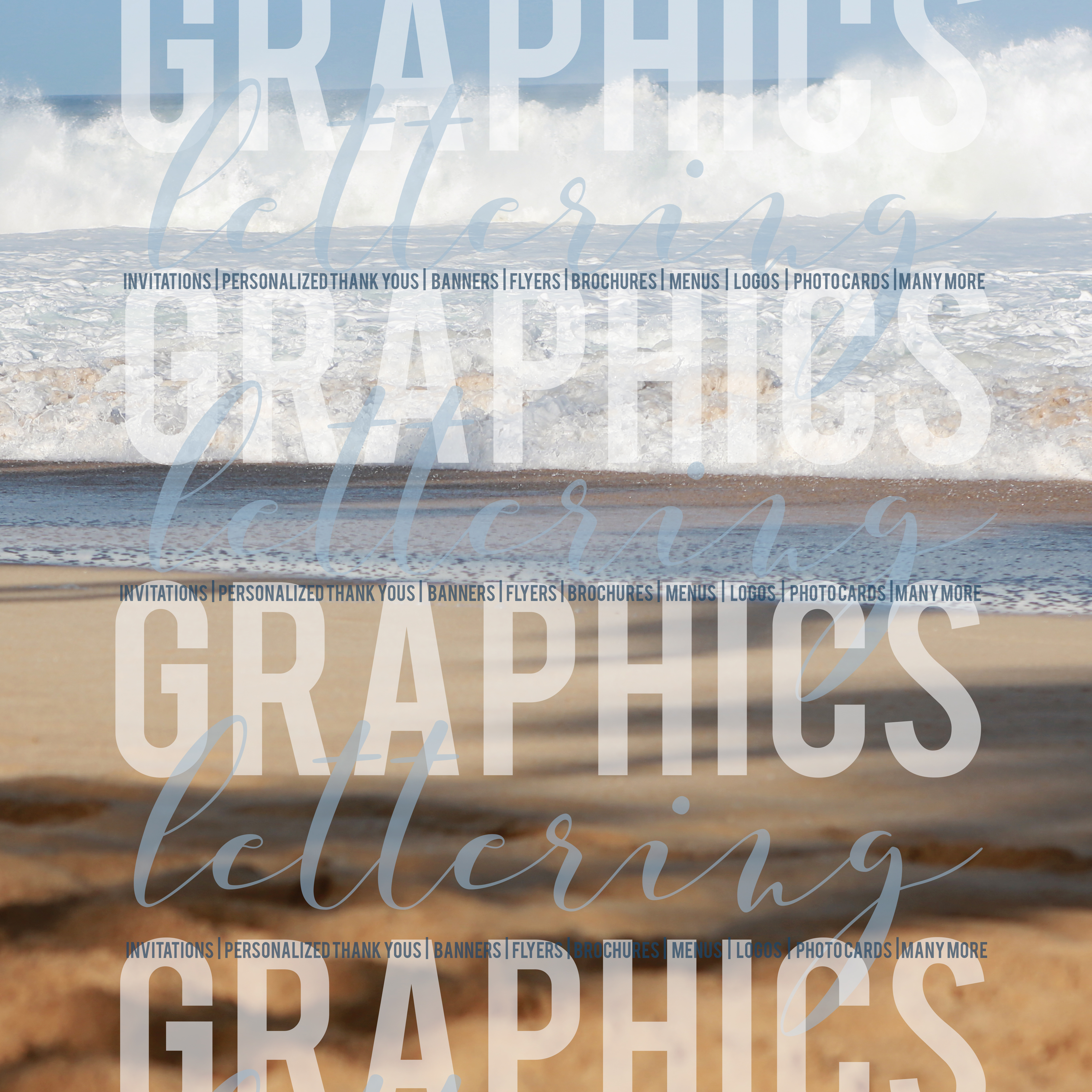 GRAPHICS & LETTERING