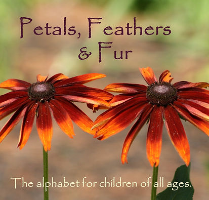 Petals, Feathers & Fur front cover jpeg.