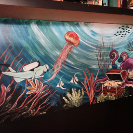 Childrens Mural Commission