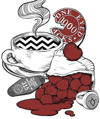 Happy Twin Peaks Day! New t-shirts and s