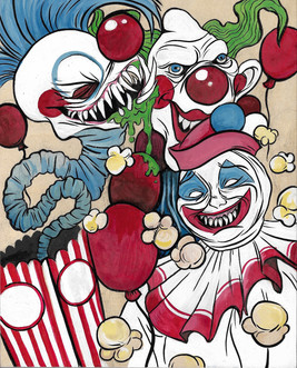 Pogo and the Killer Klowns