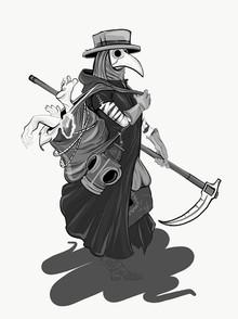 Plague Doctoer
