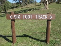 Walk the iconic Six Foot Track