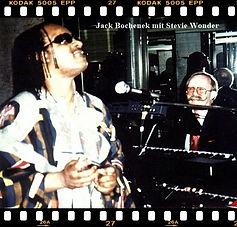 Jack & Stevie Wonder