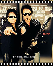 Fred & Jimi Jamison (Eye Of The Tiger)
