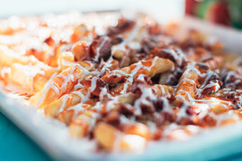 Coastal Daiquiri Bar & Grill | Loaded Chili Cheese Fries