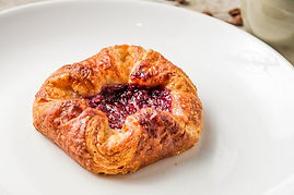 French Kiss Pastries | Bakeries in Ocean Springs MS | Raspberry Crown Danish