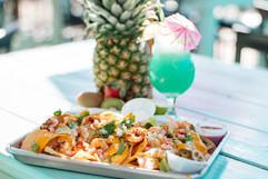 Coastakl Daiquiri Bar & Grill | Loaded Shrimp Nachos