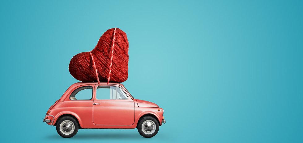 bigstock-Living-coral-retro-toy-car-del-