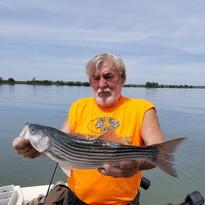 delta fishing charters | striper and salmon fishing | California Delta and Sacramento River