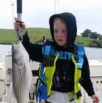 delta fishing charters | striper and sal
