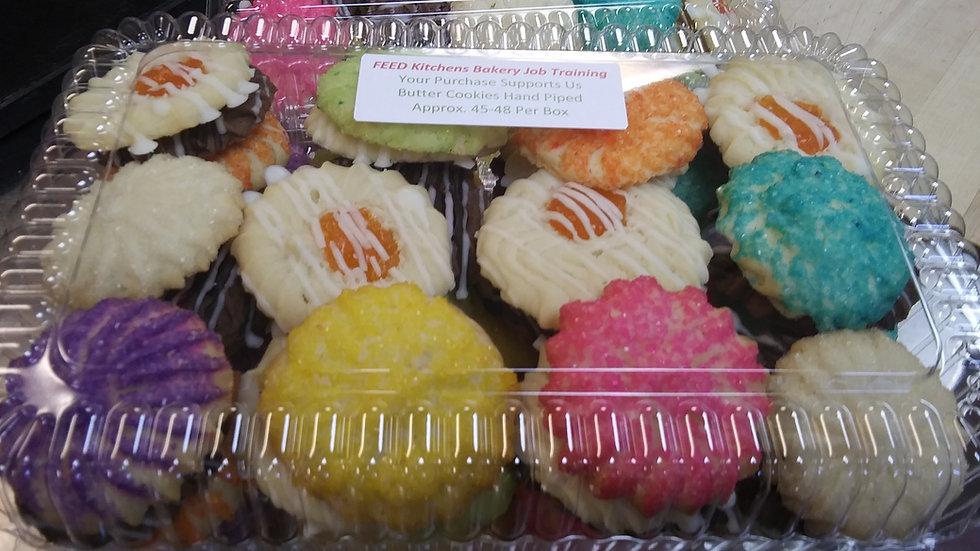 Butter Cookies 16oz