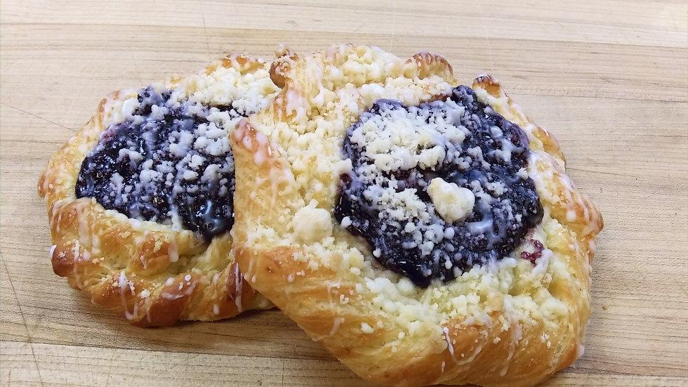 Blueberry Danish 2ct