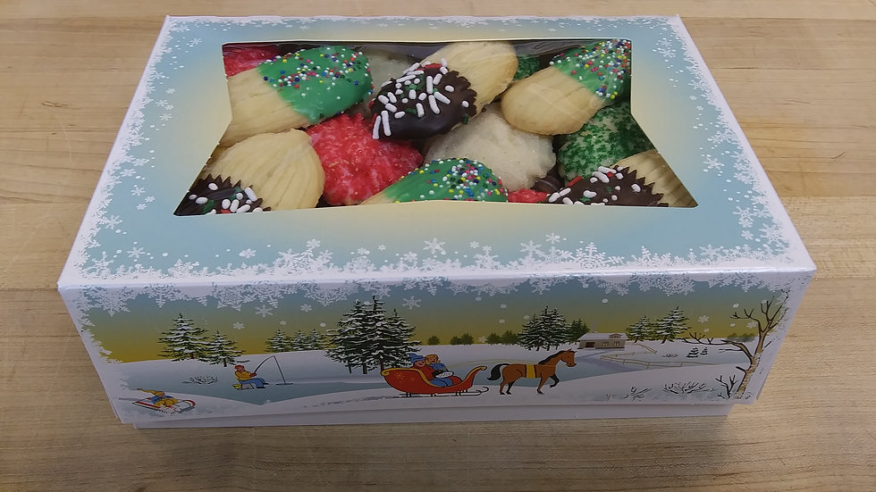Holiday Butter Cookies 24oz