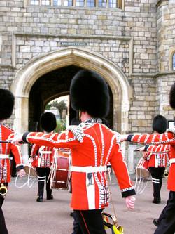 Gaurds of Windsor, England