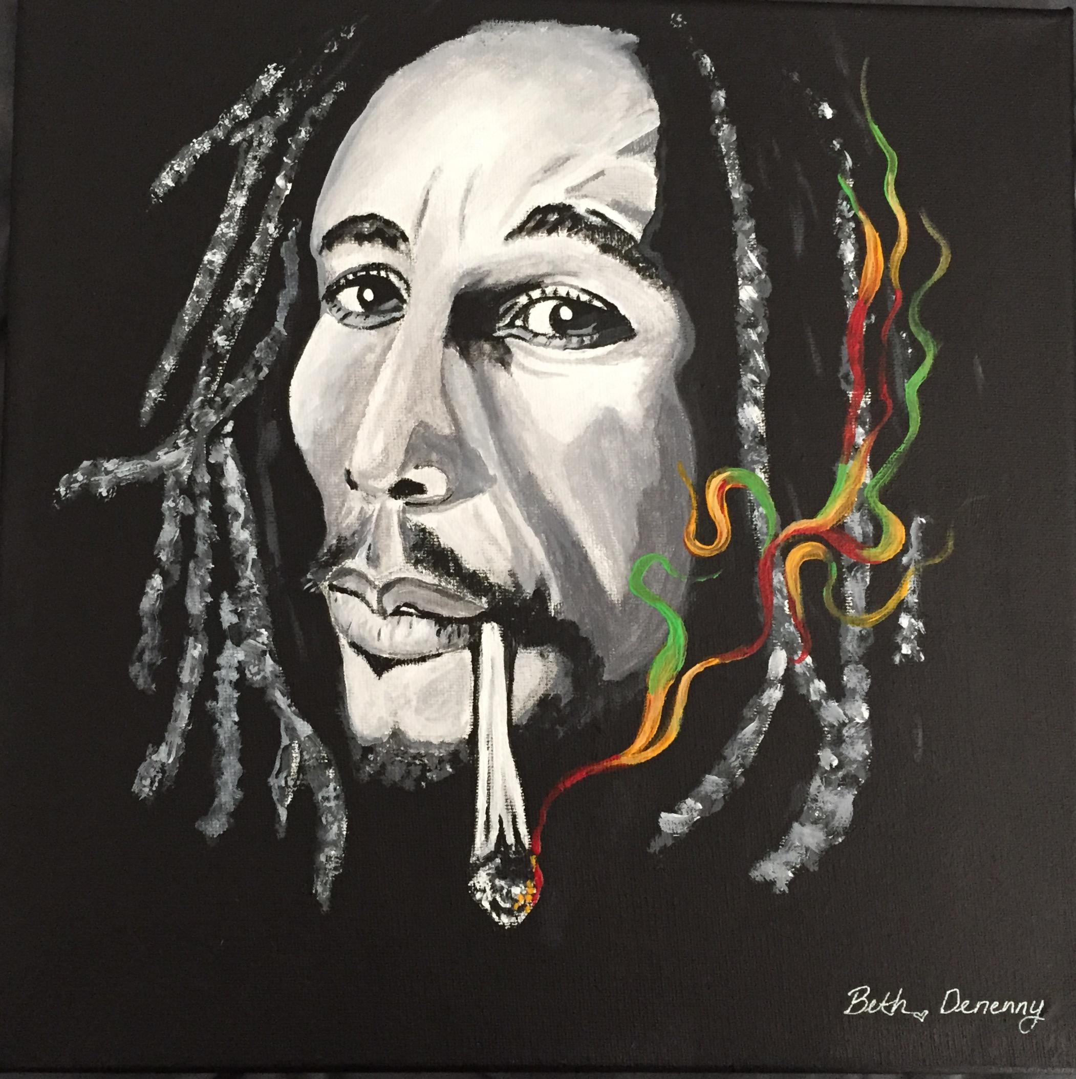 Bob Marley 2015
