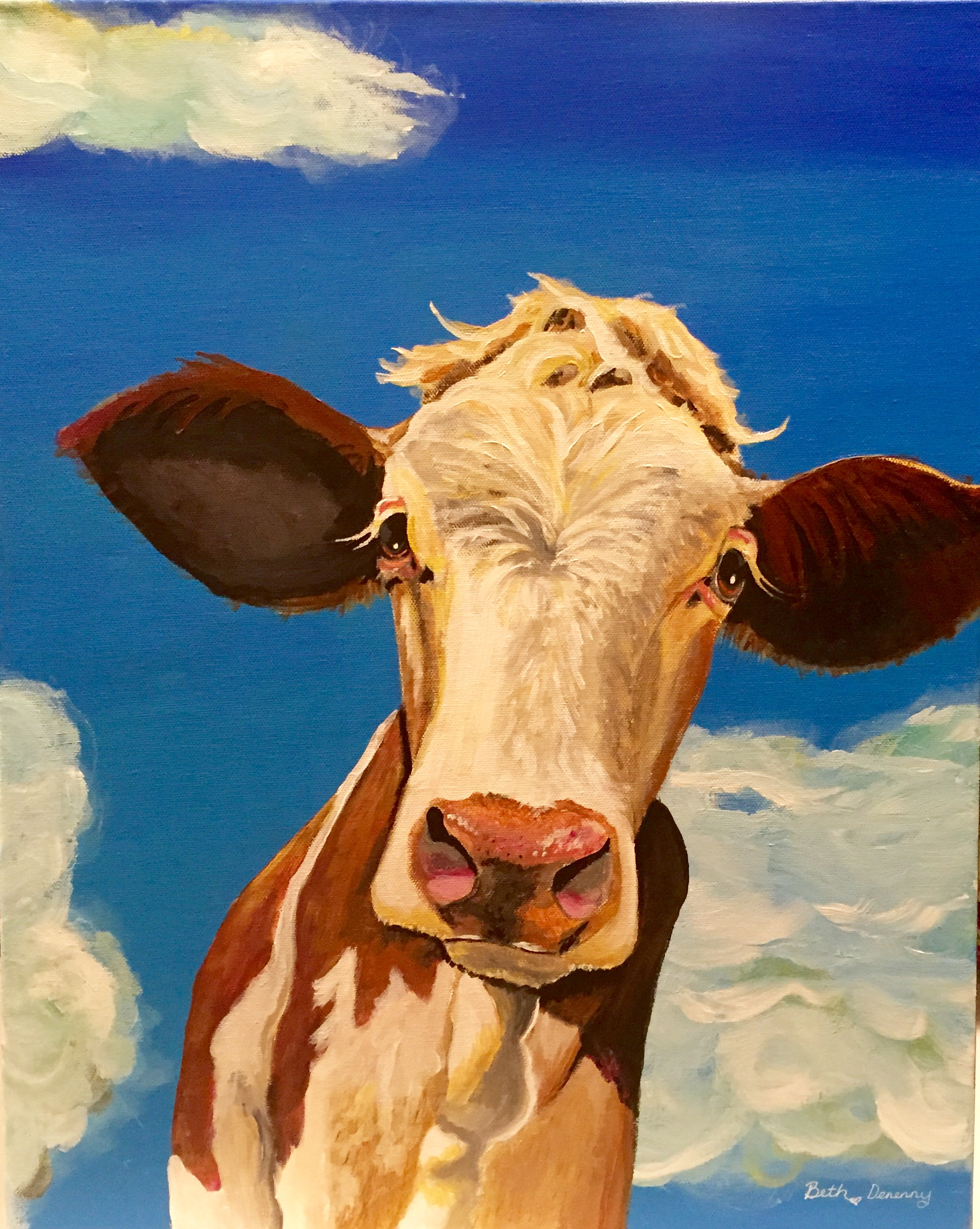 Maeve, the Cow