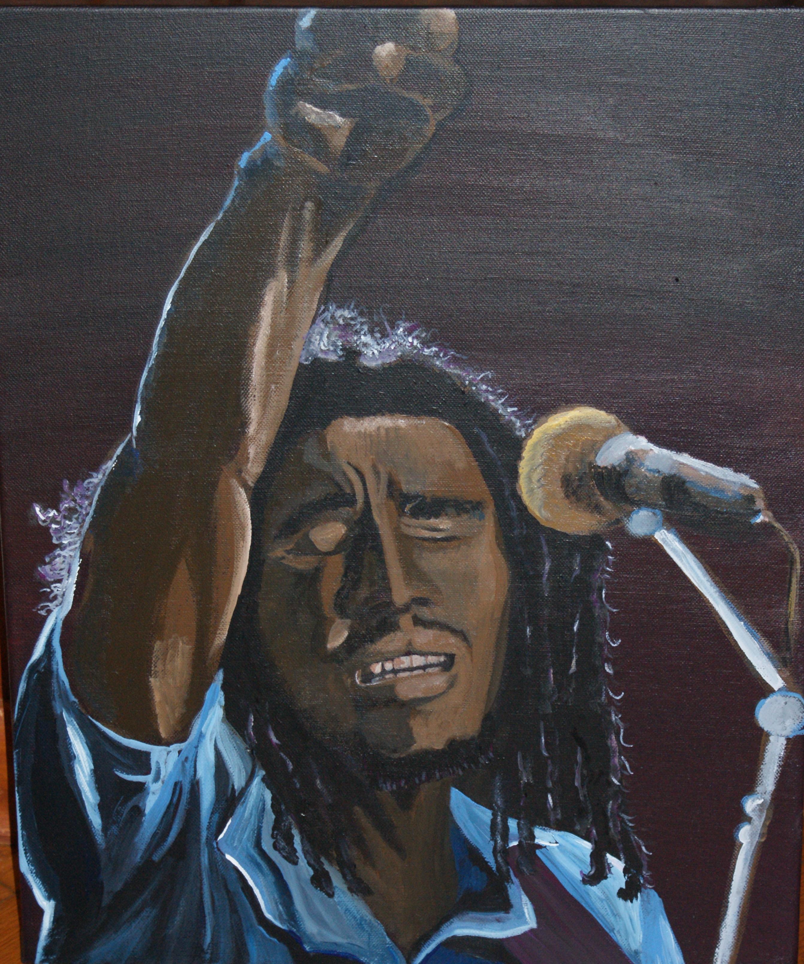 Bob Marley Sings
