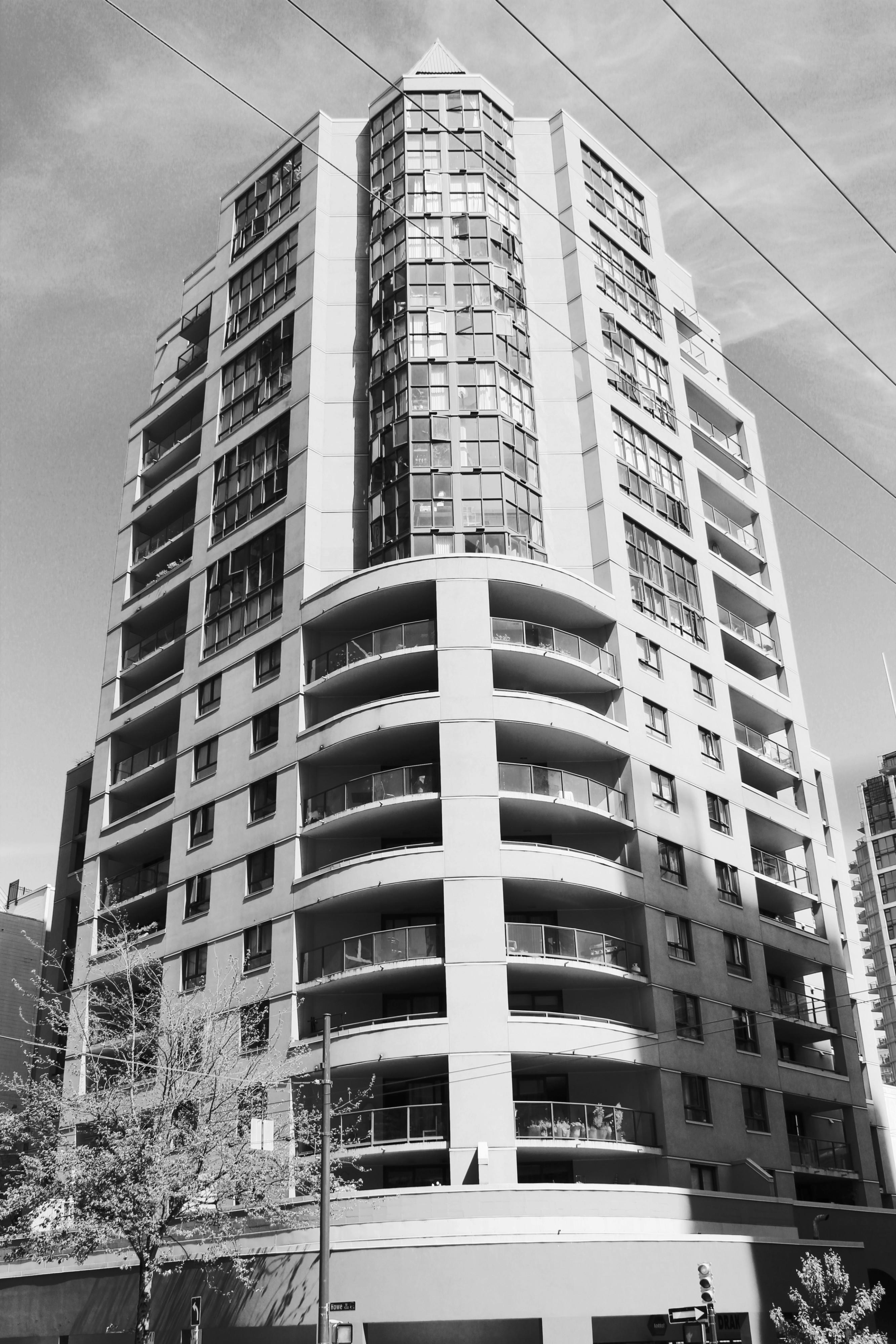 Century Tower - 789 Drake Street - Vancouver