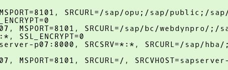 Get your SAP webdispatcher an Opensource Free SSL Certificate