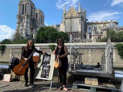 Concert Duo Cordes Croisées