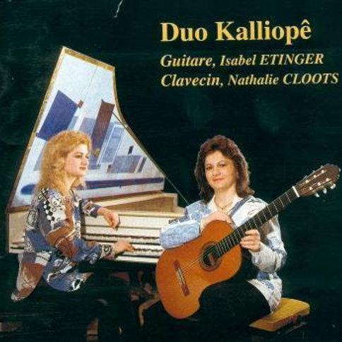 CD-Duo Kalliopê