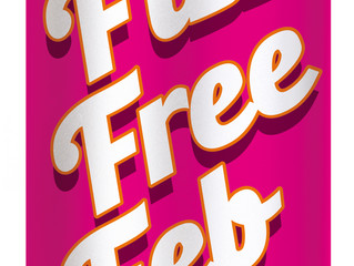 Fizz Free February is coming to Dudley for the first time, will you be making the pledge to #gofizzf