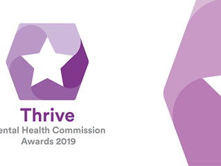 Thrive Mental Health Commission's Awards - Nominations are now open