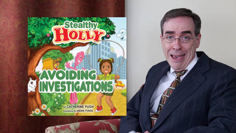 """""""Healthy Holly,"""" by Catherine Pugh"""