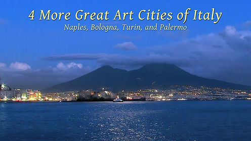 Art cities of Italy seminars Singapore