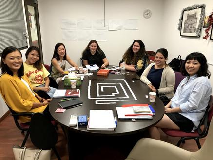 Italian class in Singapore