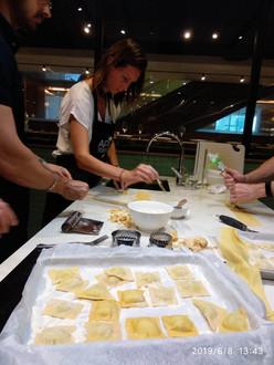 Fun group cooking class Singapore