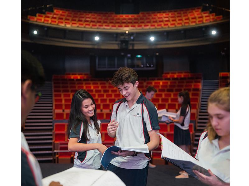Theatre. Photo: SAIS