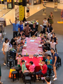 Fun kids Italian festival Singapore