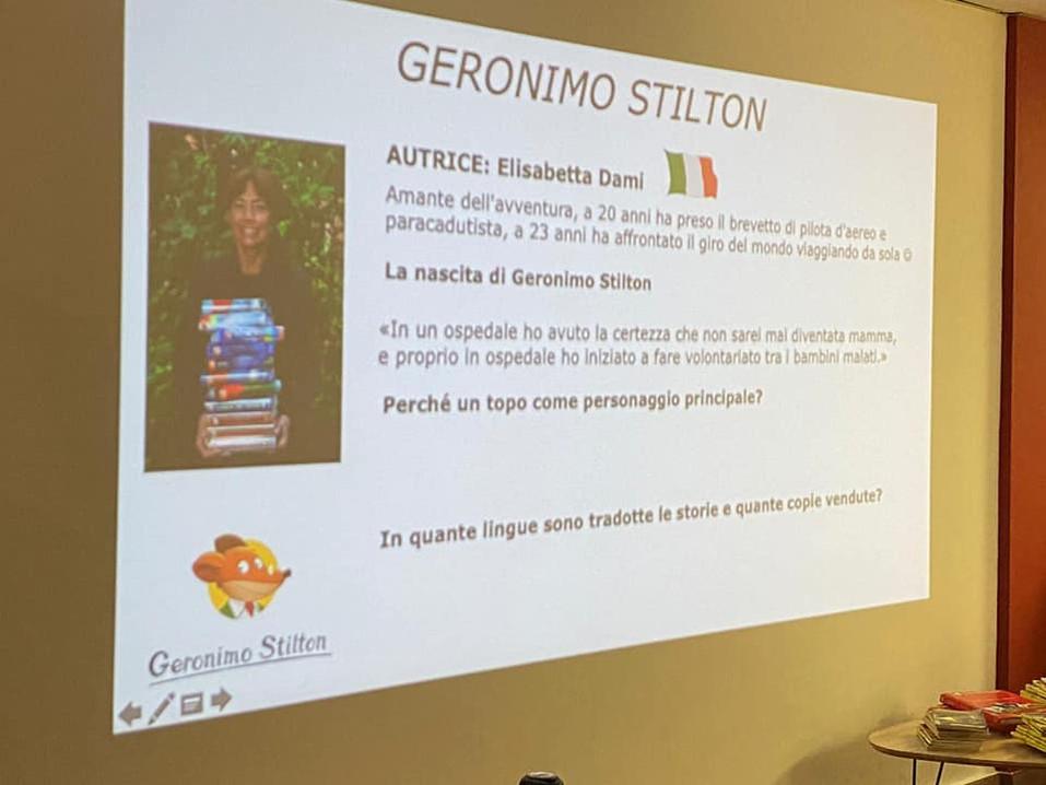 Geronimo Stilton Singapore