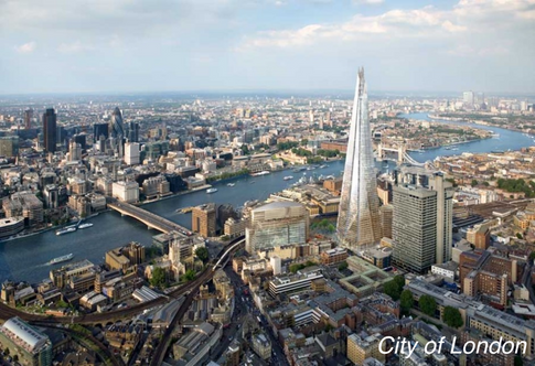 London expansion plan on track