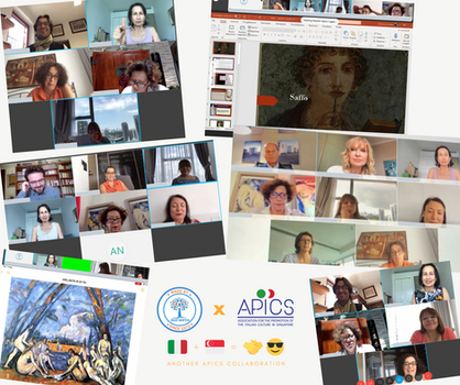 Italian cultural classes online