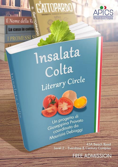 Italian literary circle Singapore