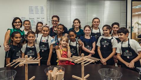 Kids cooking class Singapore