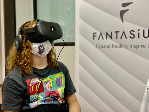 Kids VR in Singapore
