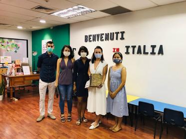 Italian culture in Singapore