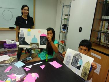 Kids fun art camp Singapore