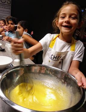 Kids food camp Singapore