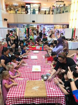 Italian festival for kids Singapore