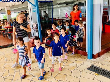 New year of Italian school Singapore