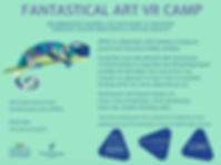 Italian art VR camp in Singapore